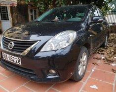 Cần bán Nissan Sunny 1.5 XV sản xuất 2013, màu đen số tự động giá 350 triệu tại Hà Nội
