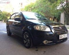 Bán Daewoo Gentra SX 1.2 MT đời 2009, màu đen, xe nhập   giá 165 triệu tại Bắc Ninh