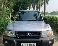 Bán xe Mitsubishi Pajero 3.0 năm sản xuất 2005, màu bạc chính chủ giá 255 triệu tại Hà Nội