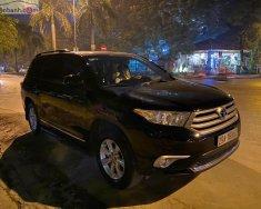Bán Toyota Highlander SE 2.7 đời 2011, màu đen, nhập khẩu, chính chủ giá 1 tỷ 30 tr tại Hà Nội