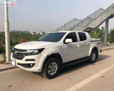 Bán xe Chevrolet Colorado 2.5 AT sản xuất 2018, màu trắng ít sử dụng giá 565 triệu tại Hà Nội