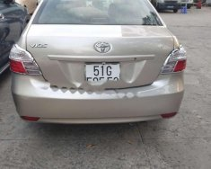 Cần bán Toyota Vios 1.5E sản xuất năm 2011, màu vàng cát giá 275 triệu tại Tp.HCM