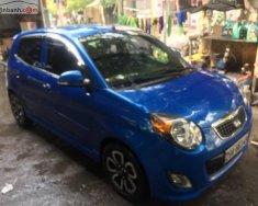 Cần bán gấp Kia Morning đời 2010, màu xanh lam, xe nhập chính hãng giá 250 triệu tại Hà Nội