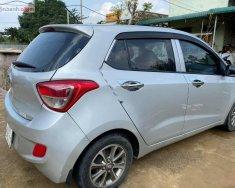 Cần bán lại xe Hyundai Grand i10 đời 2014, màu bạc, nhập khẩu chính hãng giá 249 triệu tại Hòa Bình