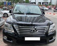 Cần bán xe Lexus LX đời 2008, màu đen, xe nhập chính hãng giá 2 tỷ 230 tr tại Hà Nội