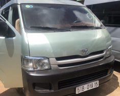 Cần bán gấp Toyota Hiace đời 2009, xe gia đình giá 315 triệu tại Lâm Đồng