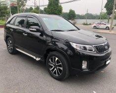 Bán Kia Sorento sản xuất 2018, màu đen giá cạnh tranh giá 915 triệu tại Hà Nội