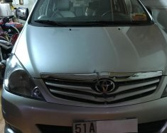 Bán xe Toyota Innova G sản xuất năm 2010, màu bạc giá 378 triệu tại Tp.HCM