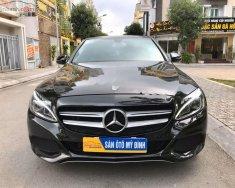 Cần bán Mercedes C200 sản xuất 2018, màu đen số tự động giá 1 tỷ 360 tr tại Hà Nội
