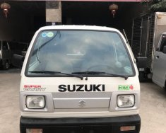 Bán xe cũ Suzuki Super Carry Van sản xuất 2017, màu trắng giá 220 triệu tại Hà Nội