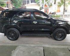 Cần bán Toyota Fortuner 2.5MT đời 2016, màu đen như mới giá 795 triệu tại Ninh Bình