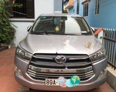 Bán xe Toyota Innova sản xuất 2017, màu bạc xe còn nguyên bản giá 650 triệu tại Hà Nội