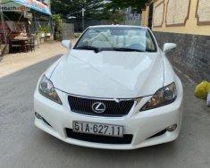 Cần bán lại xe Lexus IS 2010, màu trắng, nhập khẩu nguyên chiếc chính hãng giá 1 tỷ 190 tr tại Tp.HCM