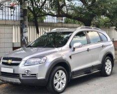 Cần bán Chevrolet Captiva LTZ năm sản xuất 2011, màu bạc số tự động, giá tốt giá 355 triệu tại Tp.HCM