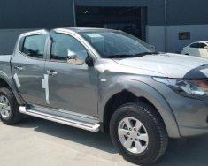 Bán Mitsubishi Triton 4x2 AT 2019, màu bạc, nhập khẩu Thái, giá tốt giá 575 triệu tại Quảng Ninh