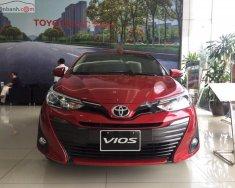 Cần bán xe Toyota Vios 1.5 CVT đời 2019, màu đỏ, 540tr giá 540 triệu tại Bắc Ninh
