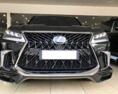 Xe Lexus LX 570 đời 2019, màu đen, xe nhập, như mới giá 9 tỷ 800 tr tại Hà Nội