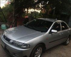 Cần bán lại xe Mazda 323 1.6 MT sản xuất năm 1999, màu bạc xe gia đình, giá 124tr giá 124 triệu tại Bình Dương