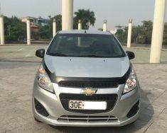 Bán xe Chevrolet Spark sản xuất năm 2017, màu bạc xe còn mới nguyên giá 225 triệu tại Hà Nội