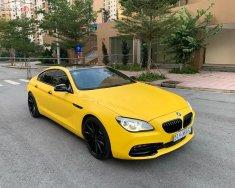 Bán ô tô BMW 6 Series năm 2016, màu trắng, nhập khẩu nguyên chiếc chính chủ giá 2 tỷ 680 tr tại Tp.HCM