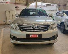 Cần bán xe Toyota Fortuner 2.7V 4x2 AT năm 2012, màu bạc, 660tr giá 660 triệu tại Tp.HCM