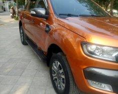 Cần bán Ford Ranger đời 2016, màu vàng, nhập khẩu chính hãng giá 725 triệu tại Hà Nội
