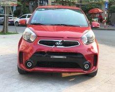 Cần bán xe cũ Kia Morning Si AT đời 2015, màu đỏ, 310tr giá 310 triệu tại Hà Nội