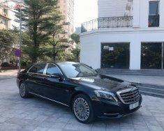 Bán Mercedes S600 Maybach năm 2016, màu đen, xe nhập giá 7 tỷ 850 tr tại Hà Nội