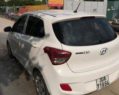 Cần bán Hyundai Grand i10 1.0 MT Base đời 2015, màu bạc, xe nhập, số sàn  giá 245 triệu tại Hà Nội