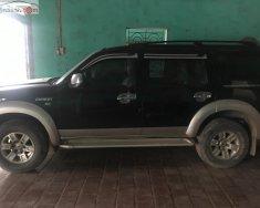 Cần bán xe cũ Ford Everest 2.5L 4x2 MT năm 2007, màu đen giá 320 triệu tại Bắc Giang