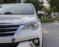 Xe Toyota Fortuner 2017, màu trắng giá 1 tỷ 20 tr tại Hà Nội