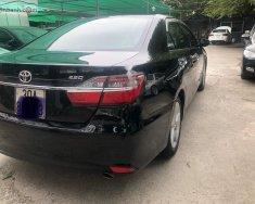 Cần bán Toyota Camry 2.5Q đời 2015, màu đen số tự động giá 850 triệu tại Hà Nội