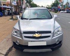 Bán xe Chevrolet Captiva LTZ 2.4 AT sản xuất năm 2008, màu bạc giá 258 triệu tại Tp.HCM