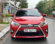 Bán Toyota Yaris 1.3G năm 2016, màu đỏ, nhập khẩu   giá 575 triệu tại Hà Nội