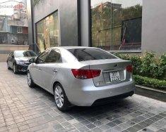 Bán Kia Forte SLi 1.6 AT 2009, màu bạc, xe nhập giá 330 triệu tại Hà Nội