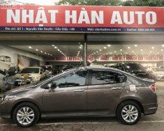 Bán Honda City 1.5 AT năm 2013, màu nâu, giá cạnh tranh giá 400 triệu tại Hà Nội
