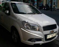 Cần bán xe Chevrolet Aveo sản xuất 2015, màu trắng số tự động xe còn mới giá 298 triệu tại Tp.HCM