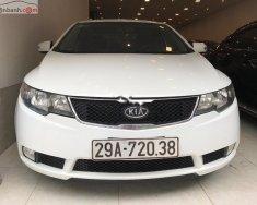 Bán Kia Cerato 2010, màu trắng, nhập khẩu giá 379 triệu tại Hà Nội