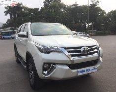 Cần bán Toyota Fortuner 2.8V 4x4 AT đời 2018, màu trắng, nhập khẩu giá 1 tỷ 320 tr tại Hà Nội