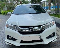 Bán Honda City đời 2017, màu trắng số tự động, 500 triệu xe còn mới nguyên giá 500 triệu tại Tp.HCM