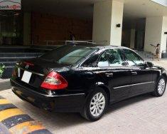 Cần bán lại xe Mercedes E280 sản xuất 2008, màu đen số tự động, giá chỉ 520 triệu giá 520 triệu tại Hà Nội