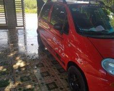 Bán Daewoo Matiz 0.8 MT đời 2000, màu đỏ, giá 70tr giá 70 triệu tại Đắk Lắk