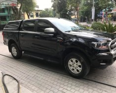 Bán xe Ford Ranger XLS 2.2L 4x2 AT đời 2016, màu đen, nhập khẩu xe gia đình giá 555 triệu tại Hà Nội