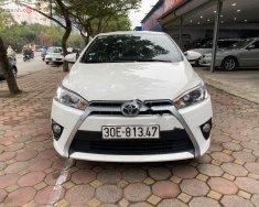 Bán ô tô Toyota Yaris 1.5G đời 2017, màu trắng, nhập khẩu như mới giá 608 triệu tại Hà Nội
