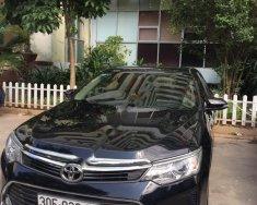 Bán xe Toyota Camry 2.0E 2016, màu đen, chính chủ giá 805 triệu tại Hà Nội