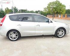 Cần bán Hyundai i30 CW 1.6 AT 2009, màu bạc, nhập khẩu chính hãng giá 345 triệu tại Hà Nội
