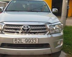 Bán ô tô Toyota Fortuner đời 2010, màu bạc xe gia đình, giá chỉ 565 triệu giá 565 triệu tại Long An