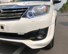 Bán Toyota Fortuner 2014, màu trắng, số tự động, giá tốt giá 699 triệu tại Hà Nội