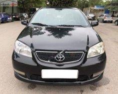 Cần bán xe Toyota Vios 1.5G đời 2004, màu đen, 152 triệu giá 152 triệu tại Hải Phòng