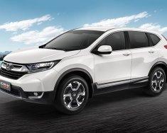 Honda Ô tô Hải Phòng giảm giá sốc chiếc xe Honda CR V 1.5 Turbo L 2019, màu trắng - Giao xe nhanh toàn quốc giá 1 tỷ 93 tr tại Hải Phòng